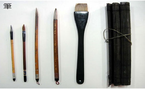 成都画室教你认识水彩画的材料——画笔(一)